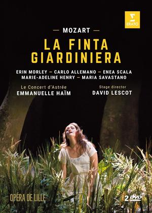 Mozart: La Finta Giardiniera Online DVD Rental