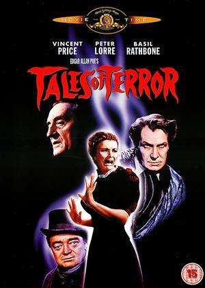 Rent Tales of Terror Online DVD Rental