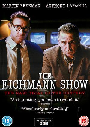 Rent The Eichmann Show Online DVD Rental