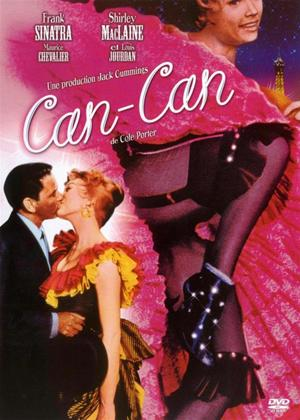 Can-Can Online DVD Rental