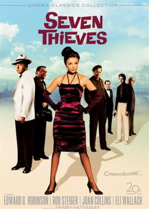 Seven Thieves Online DVD Rental