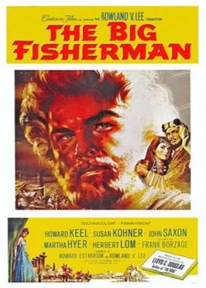 The Big Fisherman Online DVD Rental