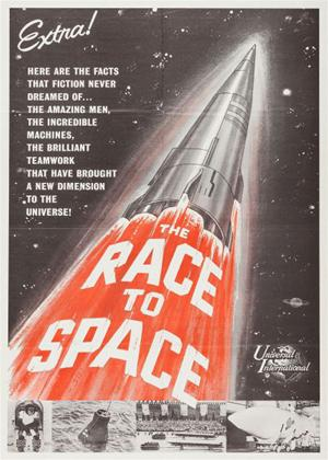 Rent The Race for Space Online DVD Rental