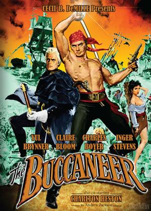 The Buccaneer Online DVD Rental