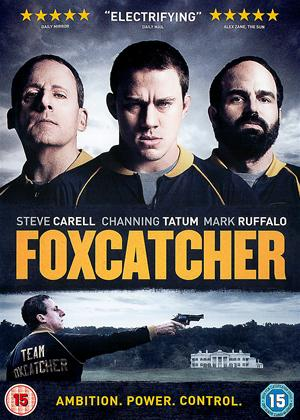 Rent Foxcatcher Online DVD Rental