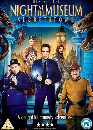 Night at the Museum: Secret of the Tomb Online DVD Rental