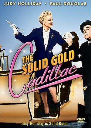 Rent The Solid Gold Cadillac Online DVD Rental