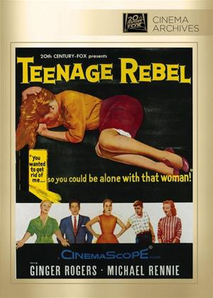 Rent Teenage Rebel Online DVD Rental