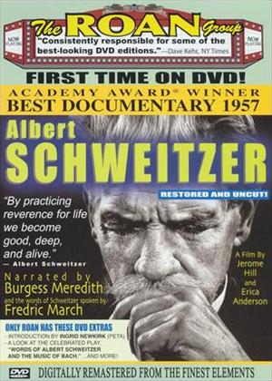 Rent Albert Schweitzer Online DVD Rental
