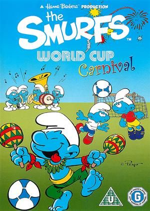 Rent The Smurfs: World Cup Carnival Online DVD Rental