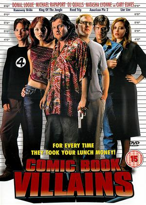 Comic Book Villains Online DVD Rental
