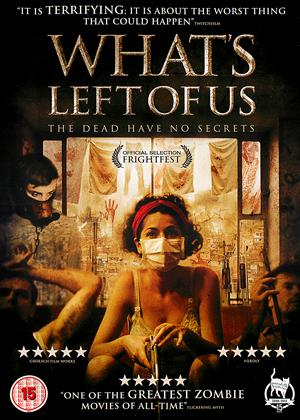 What's Left of Us Online DVD Rental