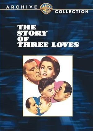 The Story of Three Loves Online DVD Rental