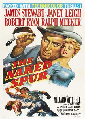 Rent The Naked Spur Online DVD Rental