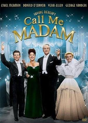 Rent Call Me Madam Online DVD Rental