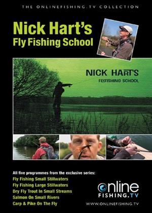 Rent Nick Hart's Fly Fishing School Online DVD Rental
