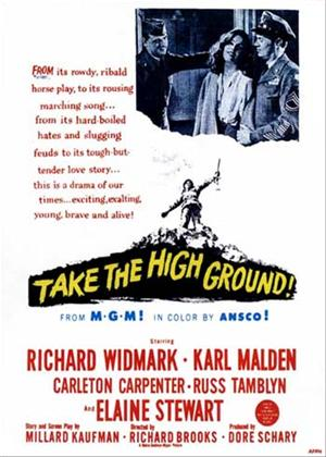 Take the High Ground Online DVD Rental