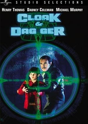 Rent Cloak and Dagger Online DVD Rental
