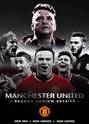 Manchester United: Season Review 2014/2015 Online DVD Rental