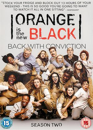 Orange Is the New Black: Series 2 Online DVD Rental