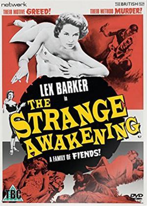 The Strange Awakening Online DVD Rental