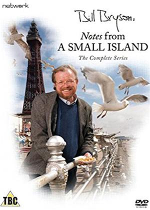 Bill Bryson: Notes from a Small Island Online DVD Rental