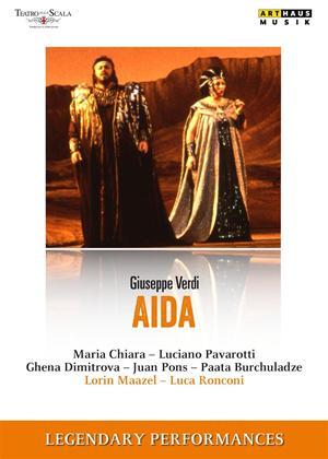 Rent Aida: Teatro Alla Scala (Maazel) Online DVD Rental