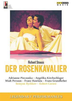 Der Rosenkavalier: Salzburg Festival (Bychkov) Online DVD Rental