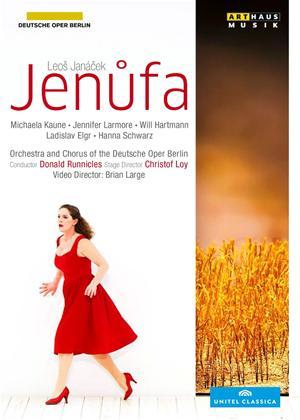 Rent Jenufa: Deutsche Oper Berlin (Runnicles) Online DVD Rental