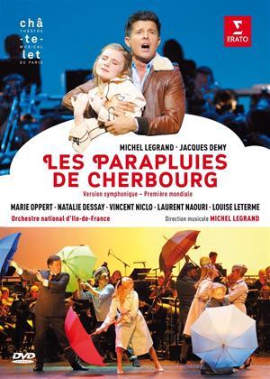 Les Parapluies De Cherbourg Online DVD Rental