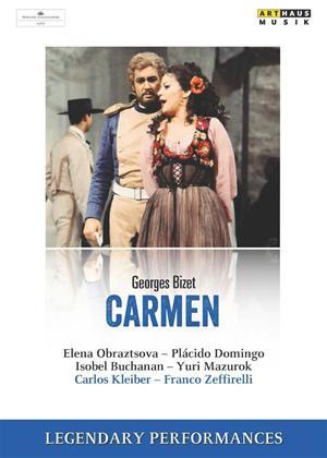 Bizet: Carmen: Vienna State Opera Online DVD Rental