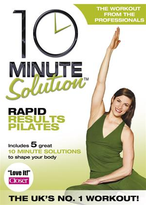 10 Minute Solution: Rapid Results Pilates Online DVD Rental