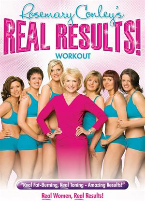 Rent Rosemary Conley's Real Results for Real Women Workout Online DVD Rental