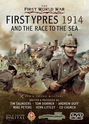 Rent First Ypres 1914 and the Race to the Sea Online DVD Rental