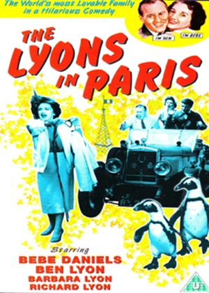 Rent The Lyons in Paris (aka The Lyons Abroad) Online DVD Rental