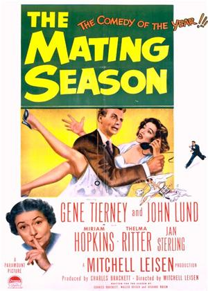 The Mating Season Online DVD Rental
