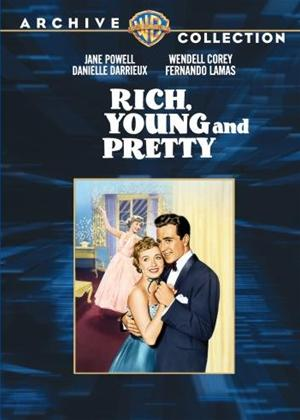 Rent Rich, Young and Pretty Online DVD Rental