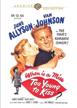 Too Young to Kiss Online DVD Rental