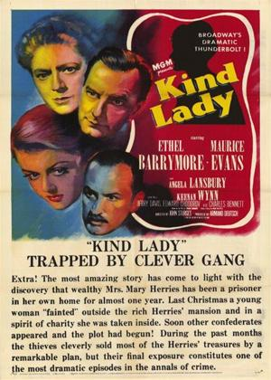 Kind Lady Online DVD Rental