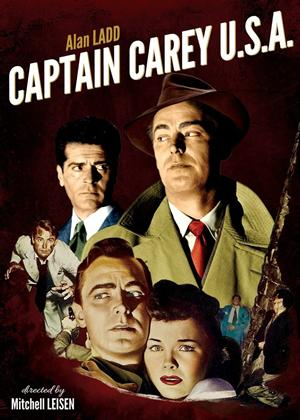 Rent Captain Carey, U.S.A. Online DVD Rental