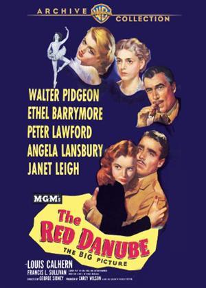Rent The Red Danube Online DVD Rental