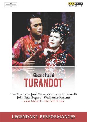 Rent Turandot: Wiener Staatsoper Online DVD Rental