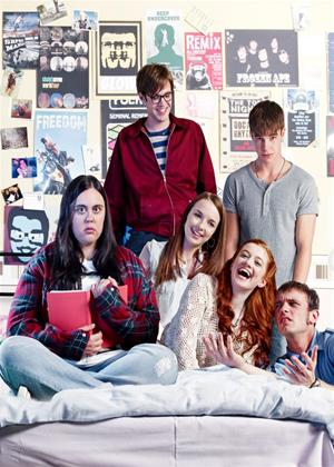My Mad Fat Diary: Series 3 Online DVD Rental