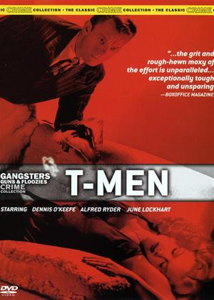 T-Men Online DVD Rental