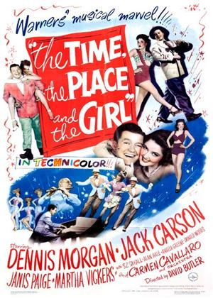 Rent The Time, the Place and the Girl Online DVD Rental