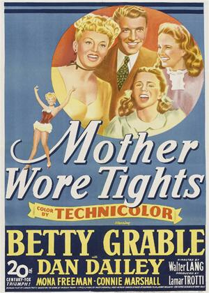Mother Wore Tights Online DVD Rental