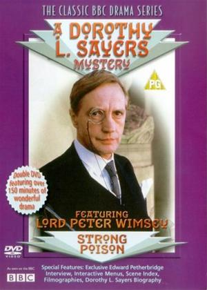 Rent Lord Peter Wimsey: Strong Poison Online DVD Rental