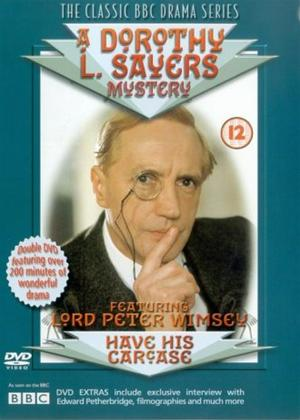 Lord Peter Wimsey: Have His Carcase Online DVD Rental
