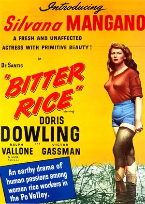 Bitter Rice Online DVD Rental