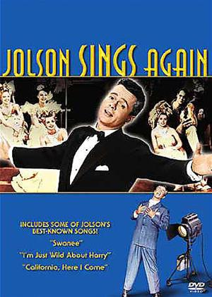 Jolson Sings Again Online DVD Rental